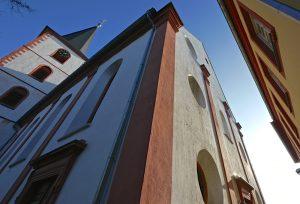 Bild von der Kirche
